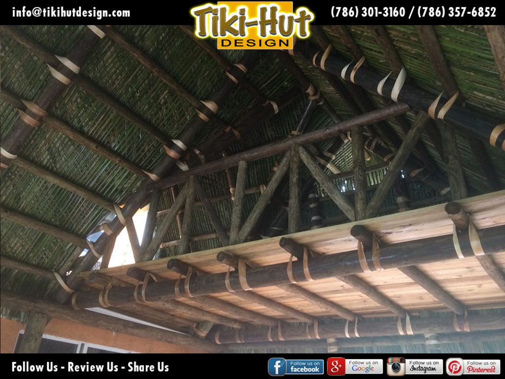 Custom-Cement-Tiki-Hut-Roof-Tiki-Huts-Miami