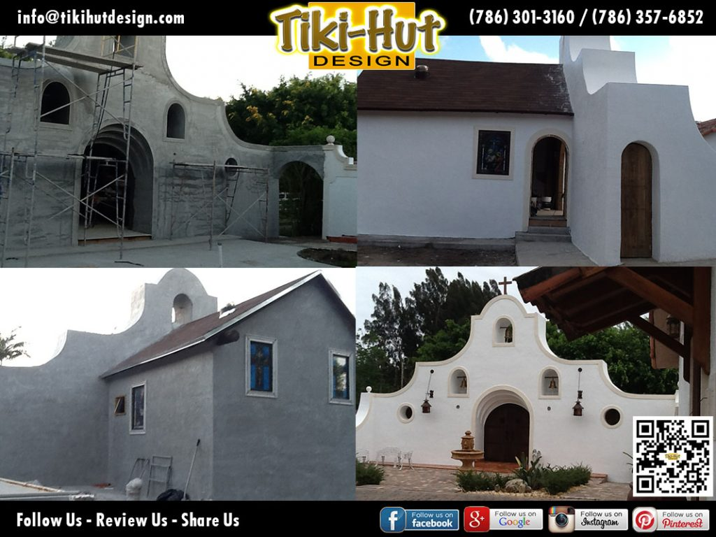 Custom-Chaple-and-church-Construction-by-Tiki-Hut-Design-of-Miam
