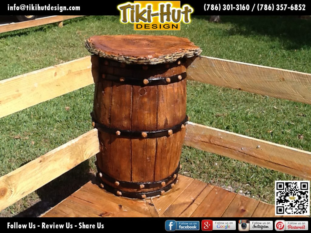 Custom-Corner-Wine-Barrel-Sculpted-from-Cement-by-Tiki-Hut-Design-of-Miami