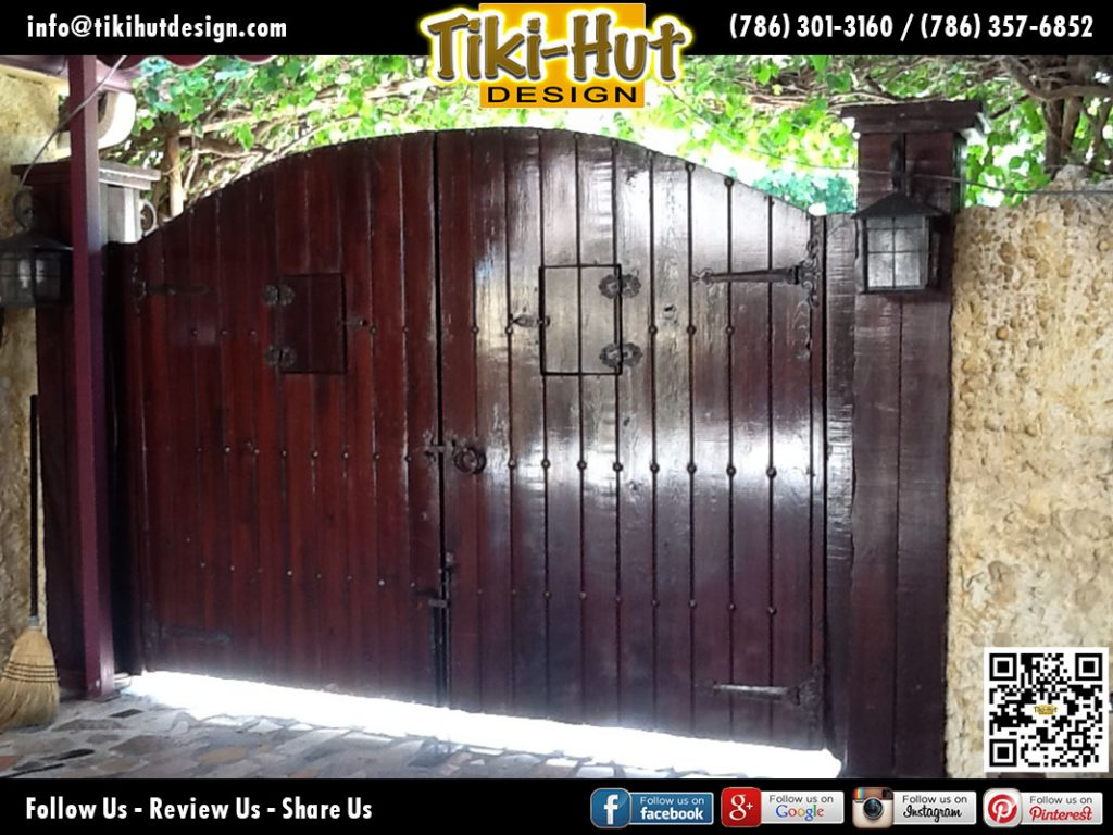 Custom-Meddieval-Door-by-Tiki-Hut-Design-of-Miami