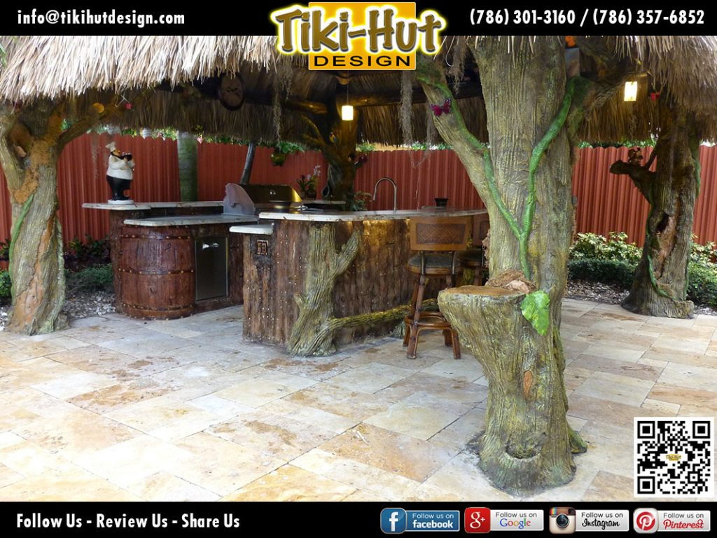 Custom-Outdoor-BBQ-and-Wet-Bar-by-Tiki-Hut-Design-of-Miami