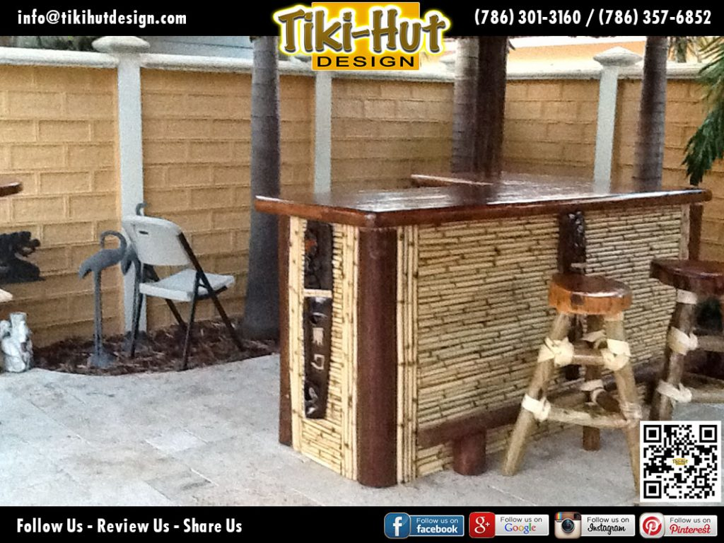 Custom-Tiki-Bar-Bamboo-Designed-by-Tiki-Hut-Design-of-Miami