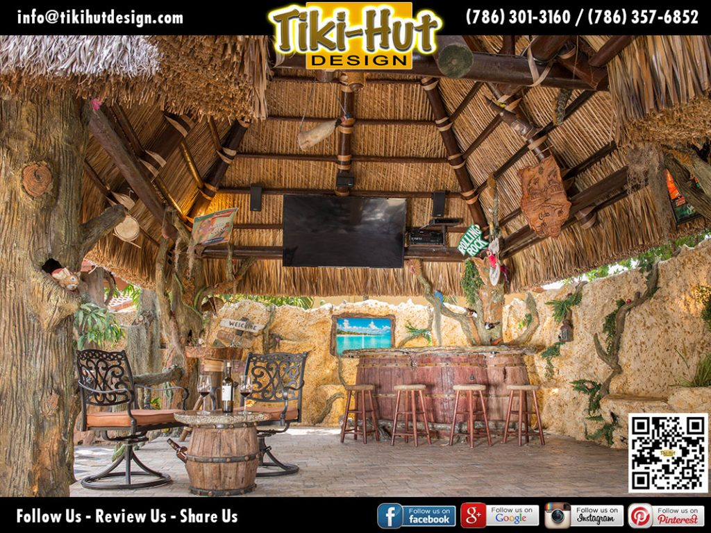 Custom-Tiki-Huts-and-Bar-Wine-Barrel-by-Tiki-Huts-Miami
