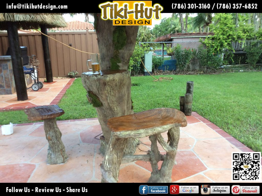 Custom-bar-Stool-like-tree