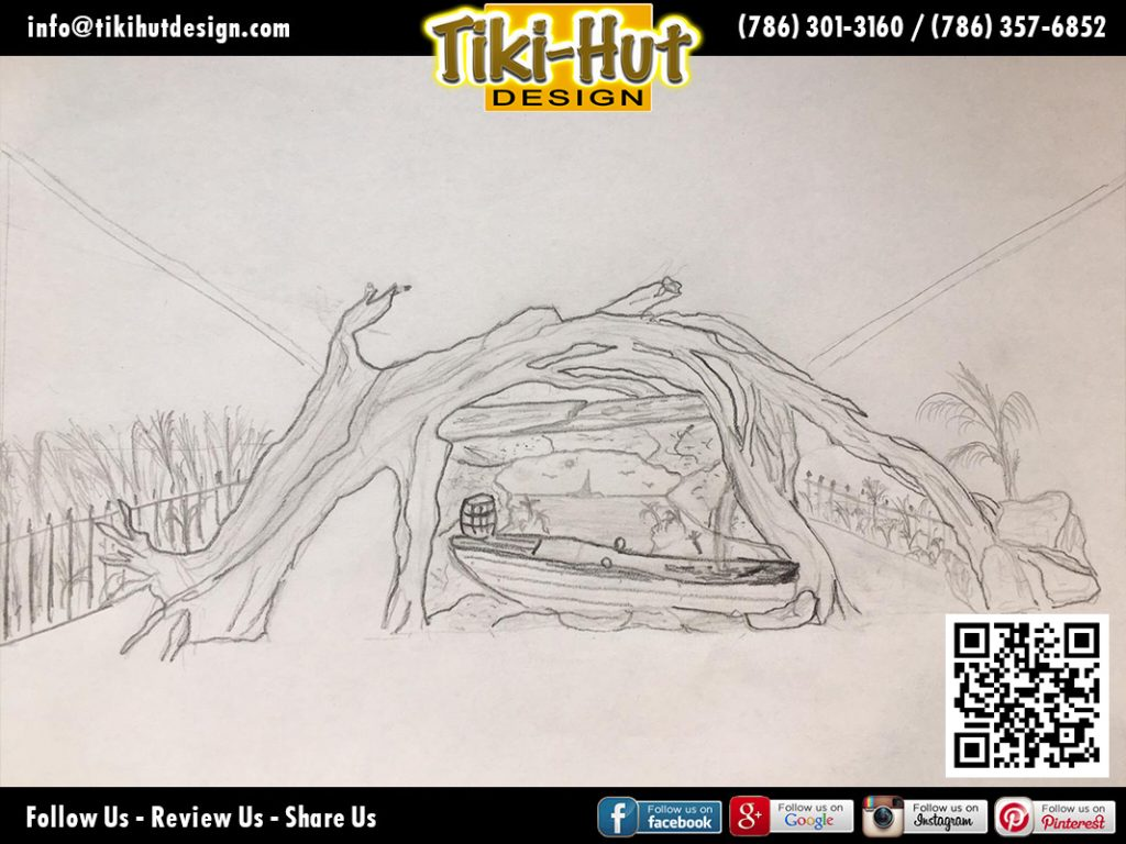 tiki-hut-design-boat-draw