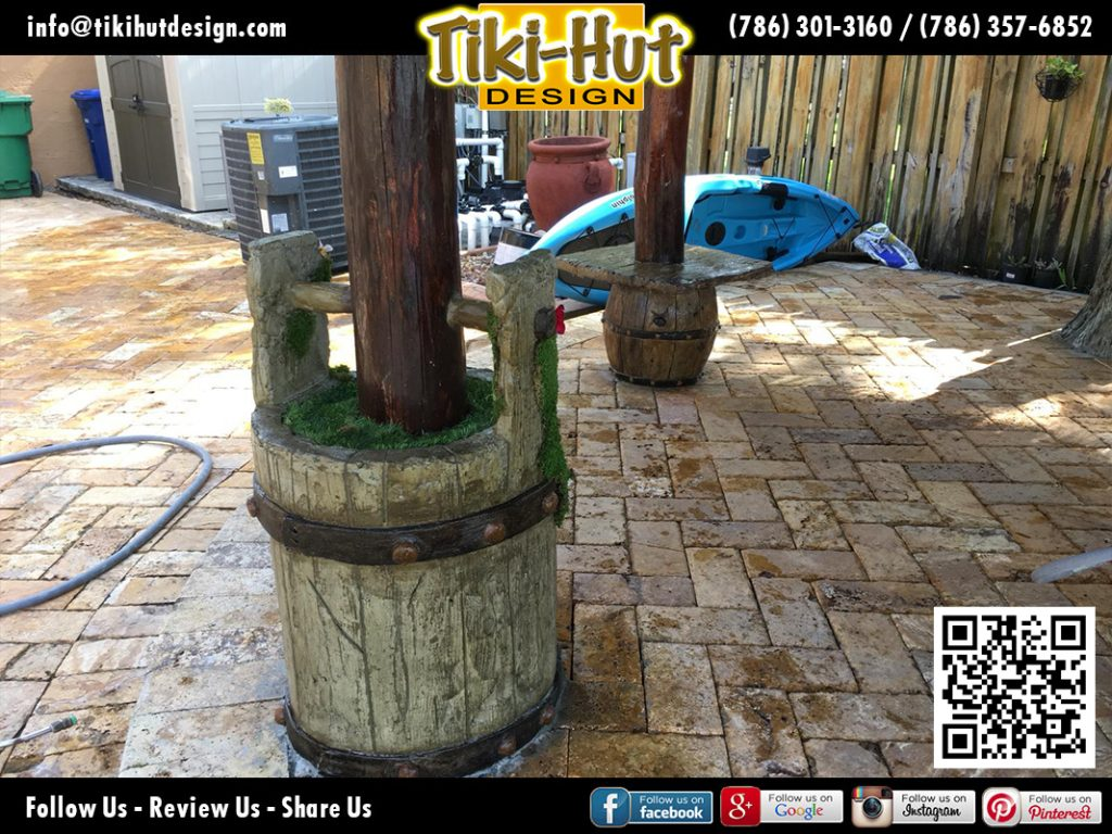 tiki-hut-design-pole-tree-barrel