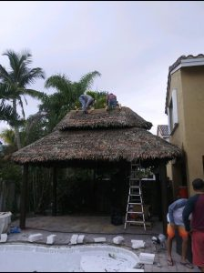 New Tiki Hut Design | Tiki Hut Miami Tiki Hut Repair